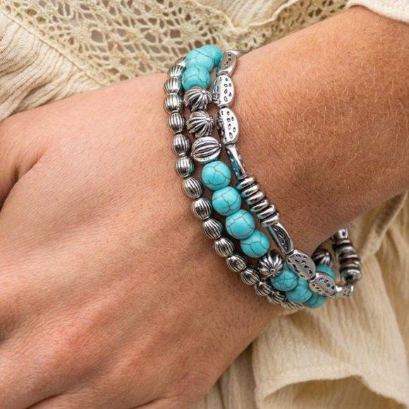 Trail Mix Mecca Bracelet